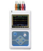 CONTEC New Three Channels ECG Holter ECG/EKG Holter Monitor System