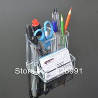 Free Shipping Multifunctional pen multicellular pen holder office pen insert pen holder 2132  Gift