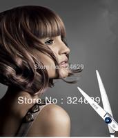 Free shipping haircut haircut scissors tool hairdressing scissors children flat cut set