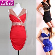 paillette mini dress price