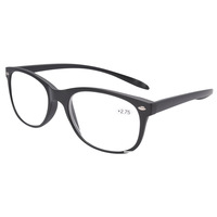 FR007 Free Shipping Quality Long Arms Around the Neck Retro Reading Glasses +1.0--+4.0