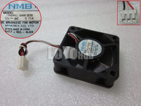 Free shipping For NMB 3510 1404KL-04W-B59 12V 0.11A 3.5CM cooling fan 35 * 35 * 10MM