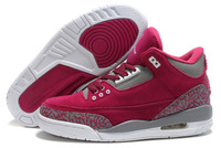hot!Fast Shipping cheap retro 3 womens Basketball Shoes,j3 women athletic shoes,jd shoes,Wholesale good quality!!
