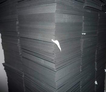 "Black foam board picture framing backing board 11""x14""x 3/16"" black Foam Board 25pcs/box"