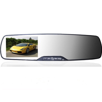 2013 newest model 2.7inch 1080P full HD review mirror Car DVR camera D41 car DVR