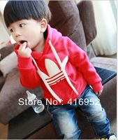 Free shipping,2013 Factory Outlet 100%Cotton baby suit Cute boys hooded long sleeve rompers Autumn infant clothes Retail CR013