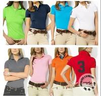 2013 Free Shipping New Women's Shirts+Women Short Sleeve Shirts Slim Fit, Casual Classic shirt, Cotton,12 colors,, drop shipping