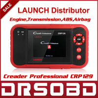 2014 New Arrival Auto Scanner Launch Creader Professional CRP129  equal to Creader VIII update Via Internet CRP 129