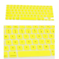 "Hot Sale Protective Silicone Keyboard Cover Skin for Macbook Pro NEW DESIGN 13""15""17"""