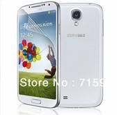 High Quality Clear Screen Protector Guard Film For Samsung Galaxy S4 SIV i9500 200pcs/lot =100pcs screen protector +100pcs cloth