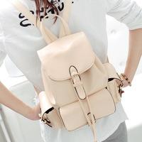 Fashion female backpack hot girl knapsack rucksack women backpacks L717 cover shoulders leisure bags