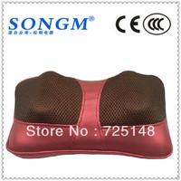Carsida Fashion Leather Car massage cushion with heat