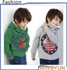 High Quality New Winter Thick Boy Hoodies Sweatshirts For Children Kids Hoody Coat Child Sweatshirts MY797(China (Mainland