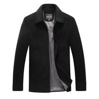 2014 NEW Casual Men Jacket Brand Autumn and Winter Coat Jackets For Men Coats men's slim outerwear Mens Coat Winter Overcoat