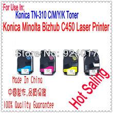 Compatible Color Toner For K&M C450 Laser Printer Toner,Use For Konica Minolta Bizhub C450 Toner Cartridge,Laser Printer Color