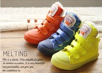 2014 winter Child Boys And Girls warm children Sneakers child snow boots For Kids children sports shoes