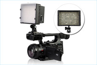 Photography Steadycam [drop Shipping] Cn-126 Led Video Light Lamp Camcorder Dv Lighting 5400k for Camera free Shipping 30200141