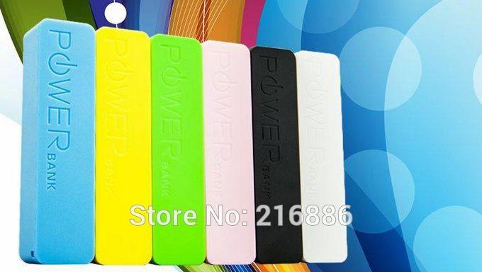 50pcs/lot 2014 New USB External Backup Battery Power Bank for Mobile Phone,2600mah Perfume Battery Charger(China (Mainland))