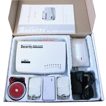 6 Zoe wireless  4 Zone wired  10 Zone Wireless Home GSM SMS Duel Band  Security Burglar Intrusion Anti-theft Alarm