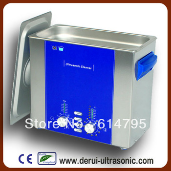 Derui ultrasonic cleaner supplier DR-DS60 with degas sweep