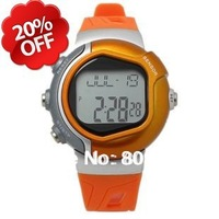 Stylish Sporty Pulse Heart Rate Monitor Calories Counter Watch Fitness military Men or Women watches 0925