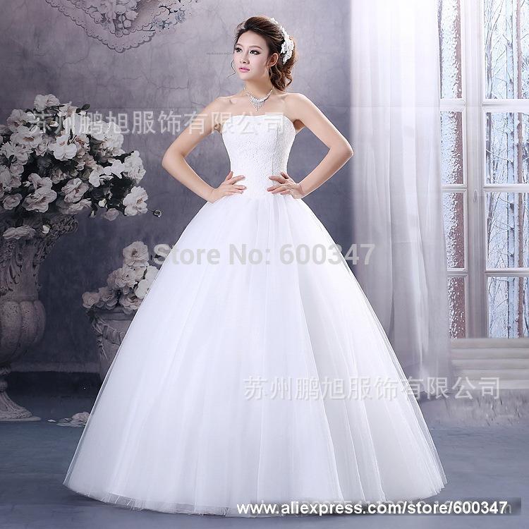 2014 nuovo bianco organza raso pavimento lunghezza scollo a v cap manica principessa sposa abiti da sposa, 5822, abito da sposa