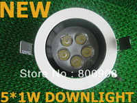 led downlight 5W indoor light new style
