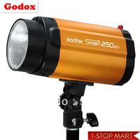Free shipping 2013 Godox Smart 250SDI studio flashlight ,photography light , photography strobe light with free sync cable