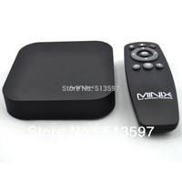 NEW Dual Core Cortex A9 MINIX NEO X5 mini Android TV Box Popular MINIX NEO X5mini Android Media Player 1GB/8GB HDMI with Remote