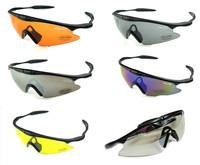 Motorcycle Cycling Bicycle Bike Kite Skating Surfing Driving Shooting Hunting Airsoft NV100 UV-400 SunGlasses Goggles Glasses
