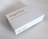 "5pcs Free Shipping 2.5"" LCD Angel Eye Portable Mini Video Recording System Button DVR Video Recorder Camera KS-650M"