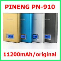 100% original pineng PN-910 power bank 11200mAh for tablet pc External Battery Pack