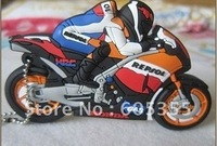 Motorcycle model USB Drive Disk, Hot Sales1GB 2GB 4GB 8GB 16GB 32GB 64GB Cheap Price Professional Supplier USB Flash Memory