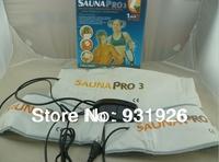 Free shipping Sauna PRO3 belt 3 in 1 slimming suna belt flexible fitness innovation fat burnning belt as seen on TV