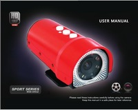 HD1080P mini sport digital camera   H182