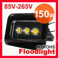 Free Shipping 4pcs/lot 100W,150W LED Floodlight High Power Lamp LED Flood Lights AC85V-265V 2 Years Warranty by Fedex DHL