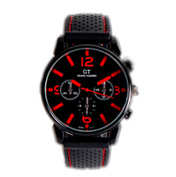 2014 Trendy Watches Silicone Brand Men Causal Sport  Military Luxury Brand GT Wristwatches Latest Design  Free Shipping GT04