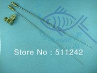 Free Shipping 10 Pcs/Lot Taiwan alloy degorger needle fish needle