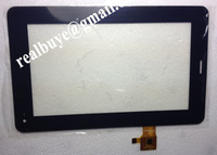 Free shipping 7 inch ANSON M722G tablet pc touch screen digitizer glass lens touch panel digitizer CZY6313A01-FPC