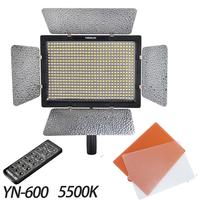 YONGNUO YN-600,YN600 600 LED Light Panel with wireless Remote Control, YN600 5500K LED Video Light