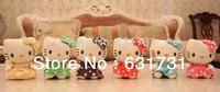 Free shipping!!Creative Dolls Plush Toys  Hello Kitty Plush Doll  Soft Stuffed Doll Gift For Kids New 2014