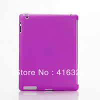 50pcs/lot Free shipping 9colours Candy color TPU cover case for ipad 2 3 4 Pouch smart case for ipad 2 3 4
