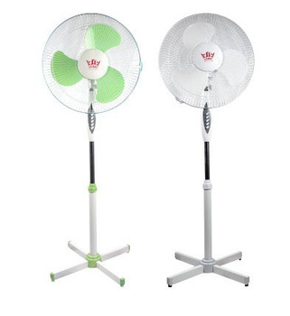 Electric fan floor fan household fans shook his head lift