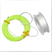Free shiping!! 1 set fly fishing line/Fly line+Extended line+Wire lead line+Cable head --Set 3