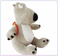 Hot sale 40CM Korea lovely Backkom plush toys polar bear stuffed toy best birthday/Christmas gift for children Top quality