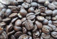 Roasted coffee beans Blue Mountain coffee yunnan china coffee beans roasted Purchases of at least 1 kg sales and free ship