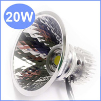 High power Super Bright 20W led motorbike front light Motorcycle headlight lamp