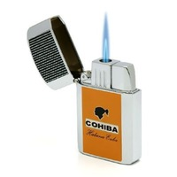 COHIBA SOFT TOP CLASSIC 1 TORCH FLAME CIGAR CIGARETTE LIGHTER