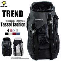 waterproof backpack plus size travel backpacks large capacity bag laptop backpack Mountaineering bags Knapsack rucksack