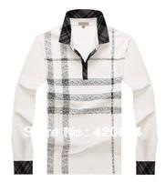Free Shipping, Pyrex Vision Male Shirts Fashion 2013, Large Size Shirts Fo Men, Famous Brand Mens Tops man B2838, XXXL